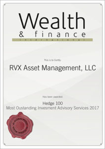 Wealth & Finance Award